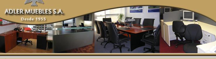 Adler muebles s a amoblamientos para empresas - Empresas de muebles ...